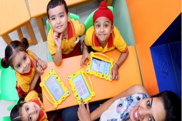 Little Kingdom Senior Secondary School- Activity Class