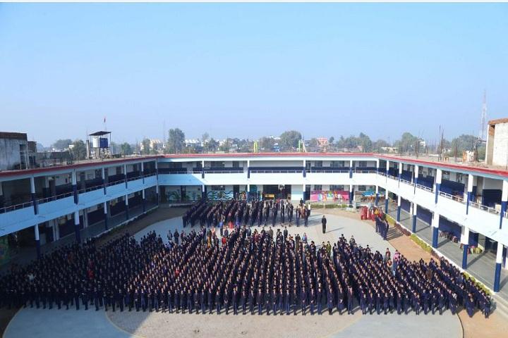 Little Kingdom Senior Secondary School- Assembly