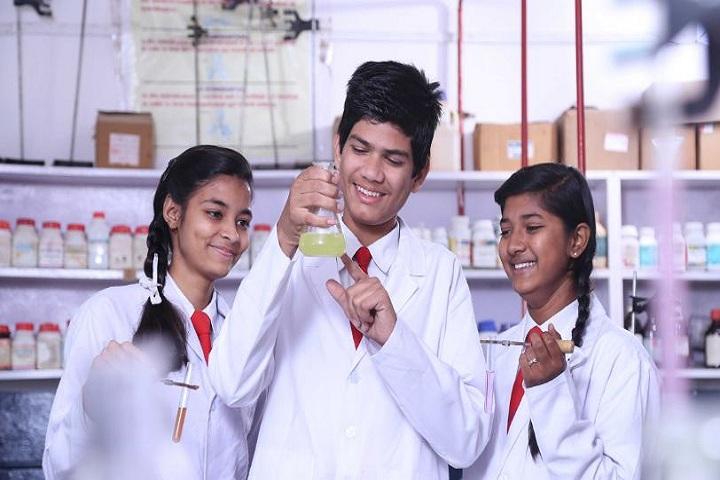 Little Kingdom Senior Secondary School- Chemistry Lab