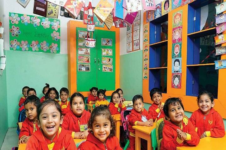 Little Kingdom Senior Secondary School - Kindergarten Classroom