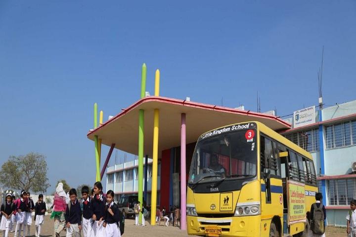 Little Kingdom Senior Secondary School- Transport