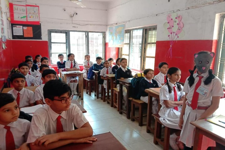 Little Kingdom Senior Secondary School-Classroom