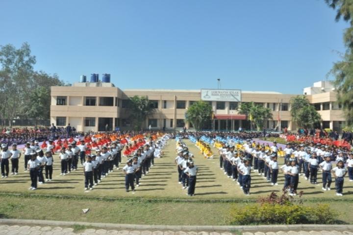Lokmanya Tilak Higher Secondary School-Morning Assembly