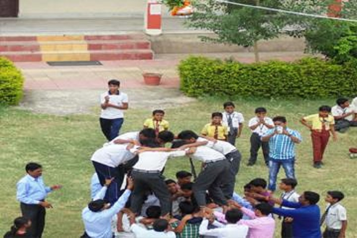 Lord Krishna Public School-Matki