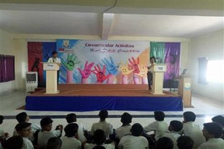 Lord Krishna Public School-Seminar
