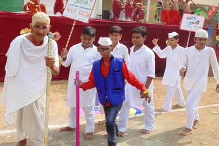 Lord Krishna Public School-Skit