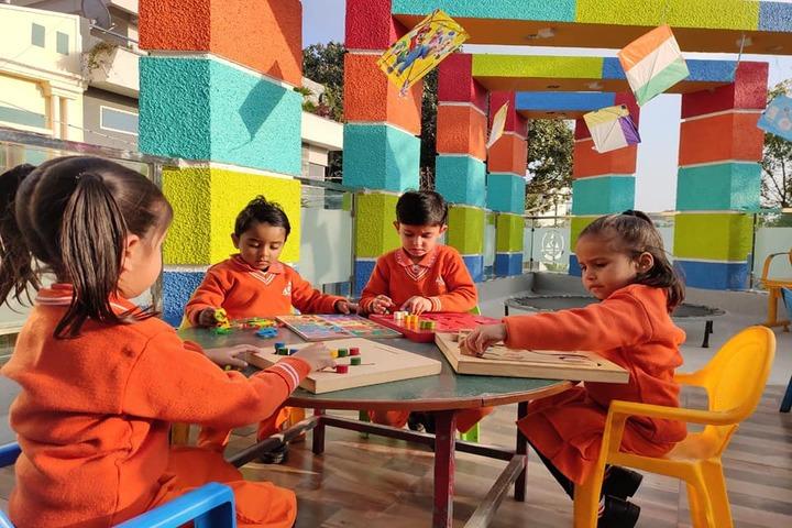 Lotus Valley School-Activity Room