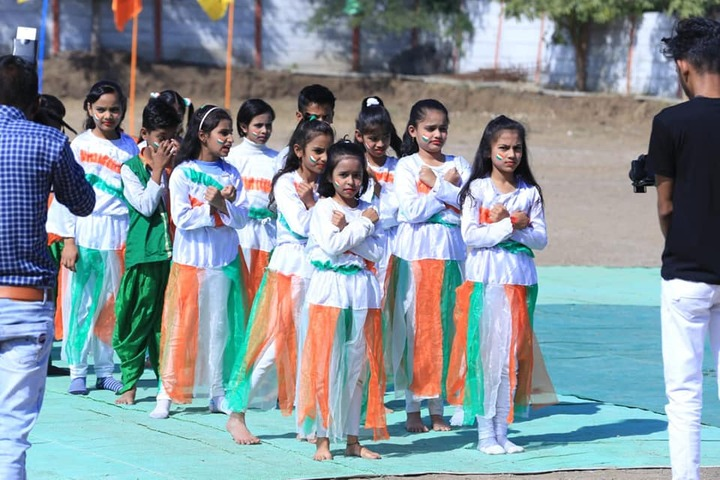 Lotus Valley School-Independence Day