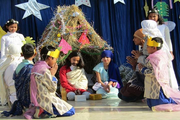 Lourde Mata Convent School-Christmas Day