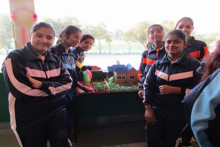 Lourde Mata Convent School-Craft Exhibition