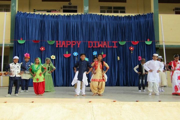 Lourde Mata Convent School-Diwali Celebration