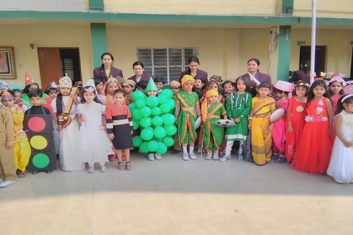 Lourde Mata Convent School-Fancy Dress Competition