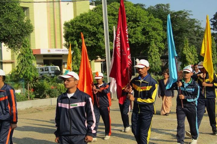 Lourde Mata Convent School - Sports Meet