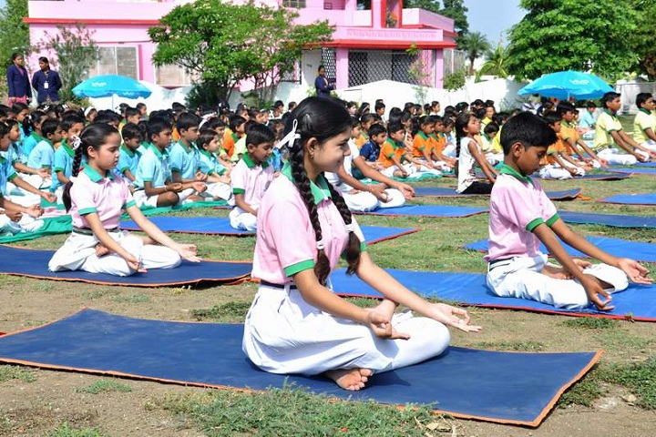 Lourde Mata Convent School-Yoga Day Celebration