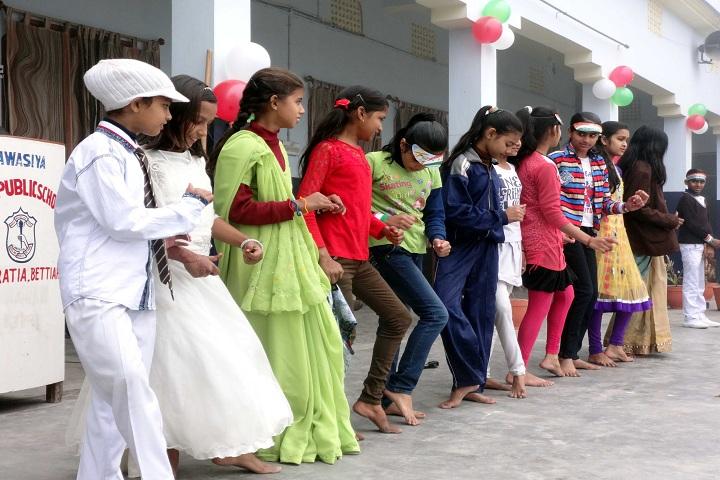 Awasiya Delhi Public School-Republic Day Program