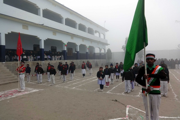 Awasiya Delhi Public School-Republic Day
