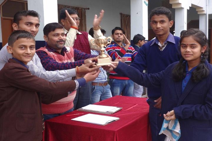 Awasiya Delhi Public School-Quiz Competition