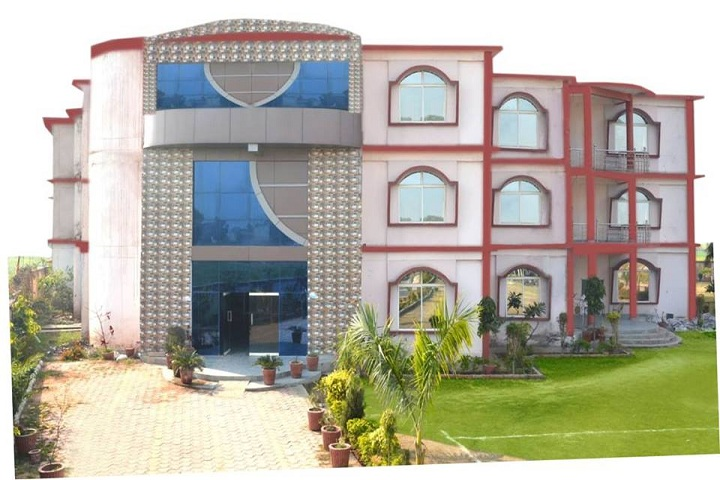 M G D Education Academy-Campus View