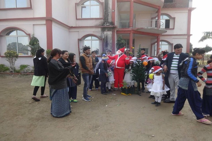 M G D Education Academy-Christmas Day Celebration