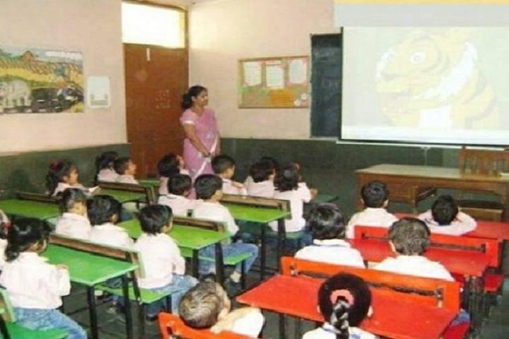 M G D Education Academy-Classroom