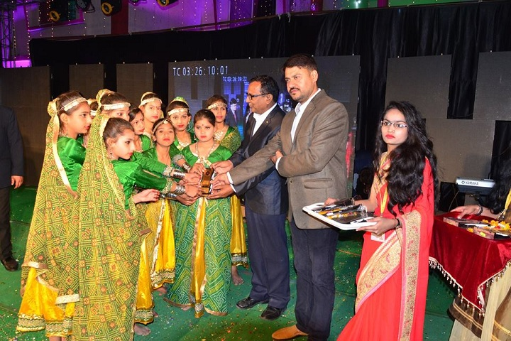 M G D Education Academy-Event