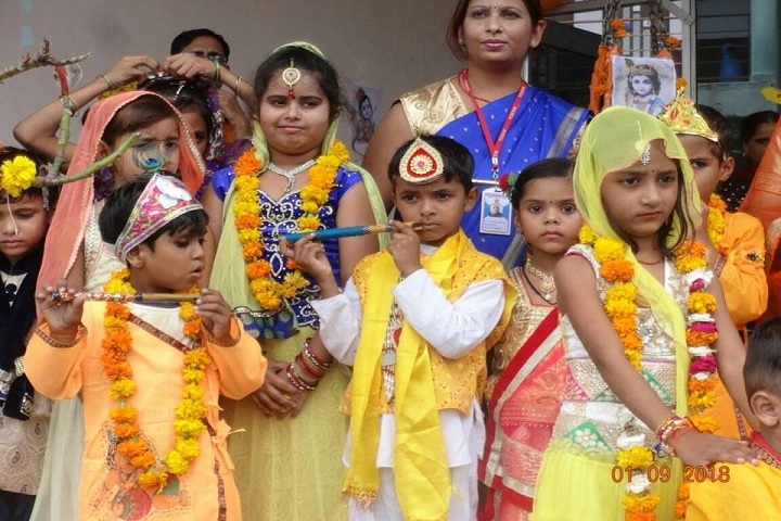 M G D Education Academy-Krishnastami Celebrations