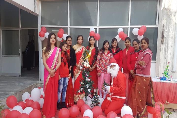 M D S Senior Secondary School-Christmas Celebration