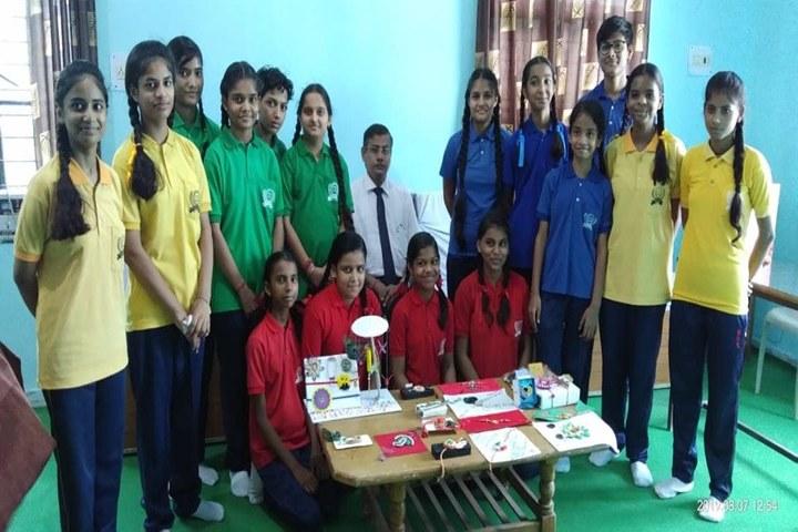 M D S Senior Secondary School-Science Exhibition