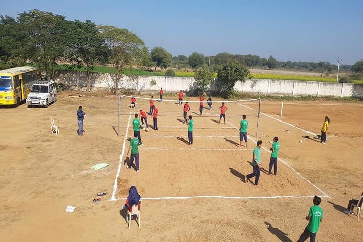 M D S Senior Secondary School-Games