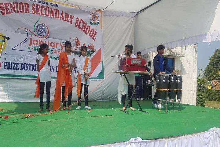 M D S Senior Secondary School-Music Competition
