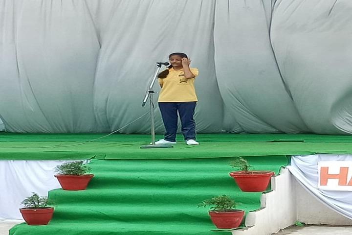 M D S Senior Secondary School-Singing