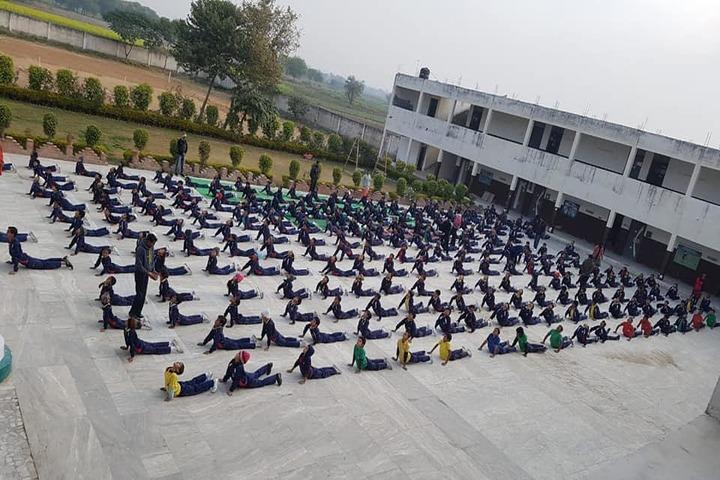 M D S Senior Secondary School-Yoga