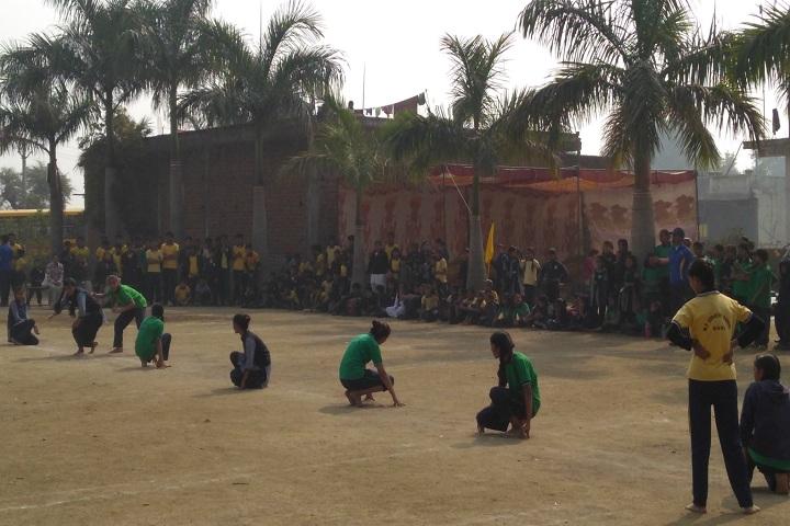 M P Convent School-Sports