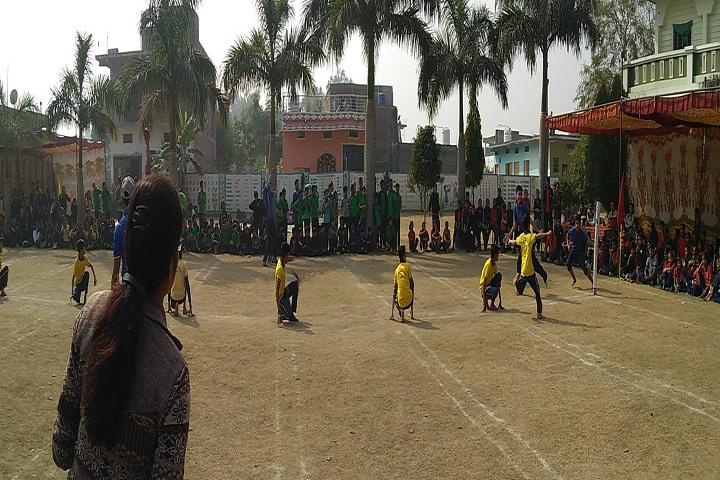M P Convent School-Play Ground