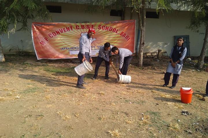 M P Convent School-Activity