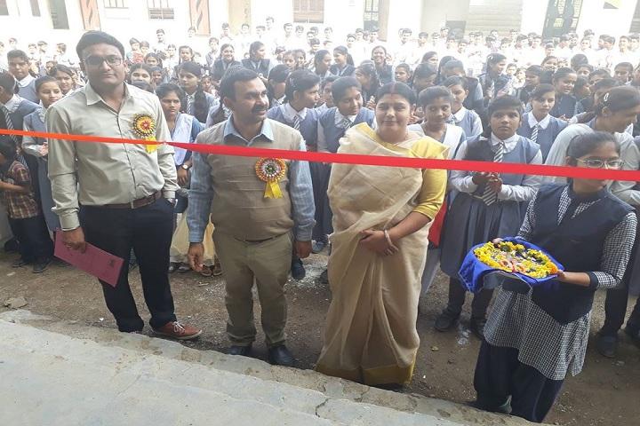 M P Convent School-Inauguration
