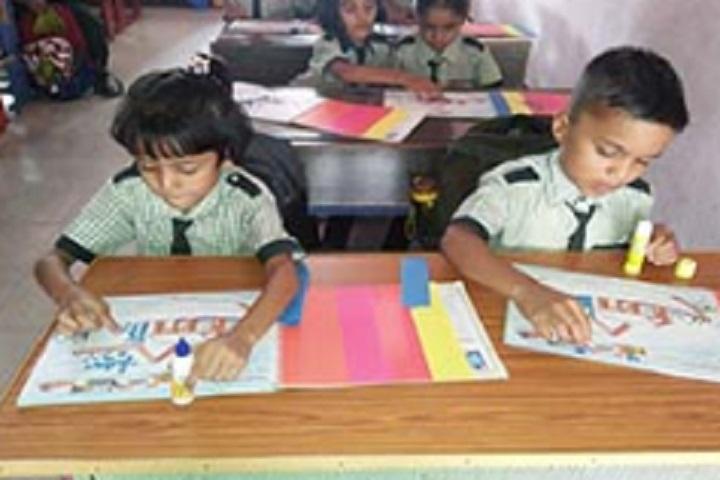 Awasiya Public School-Art and Craft