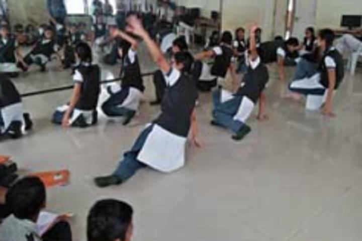 Awasiya Public School-Dance Room