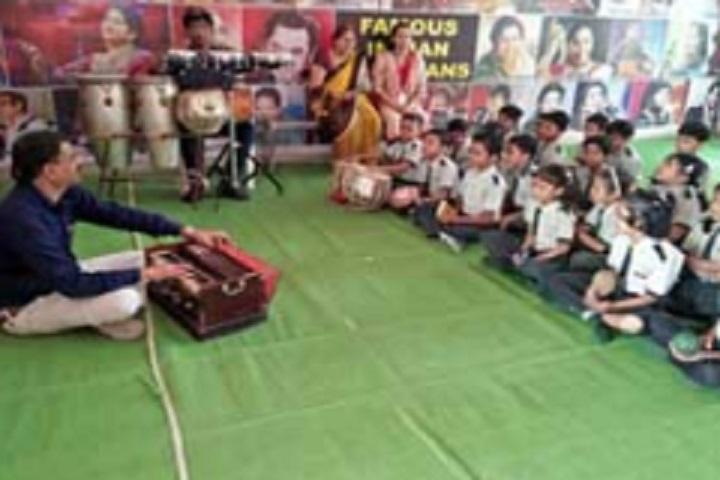 Awasiya Public School-Music Room