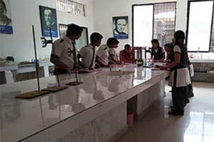 Awasiya Public School-Laboratory