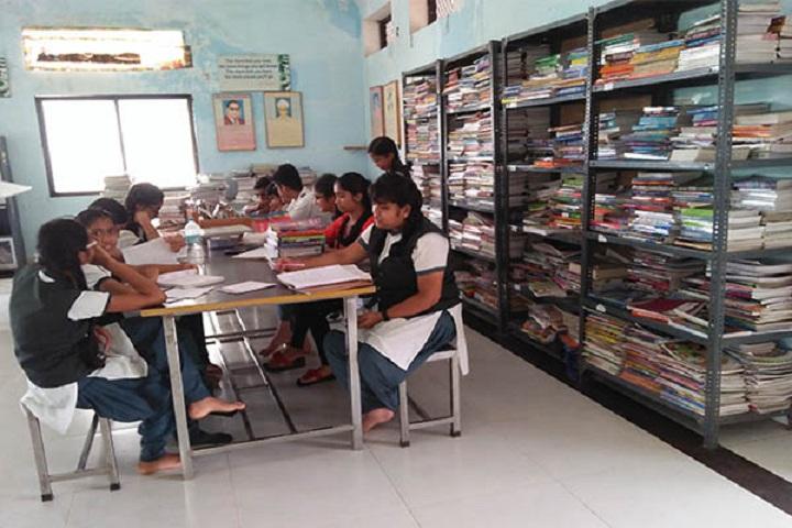 Awasiya Public School-Library