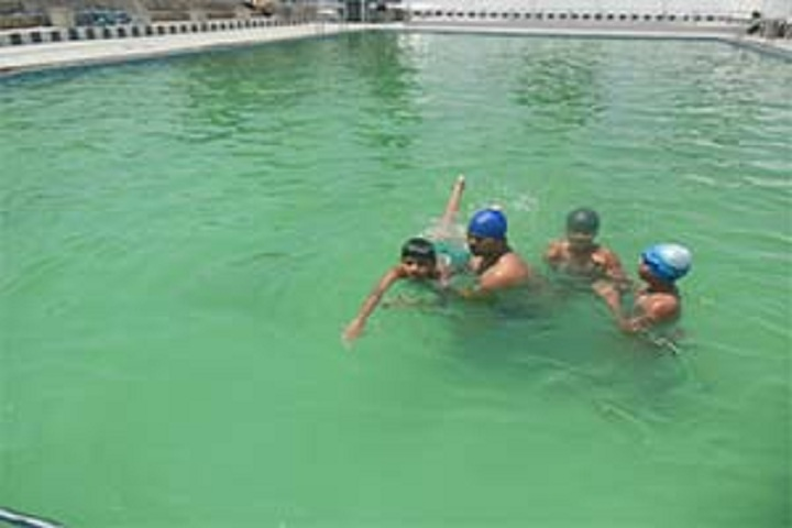Awasiya Public School-Swimming Pool