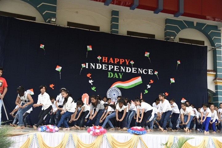 Macro Vision Academy-Independence Day Celebration