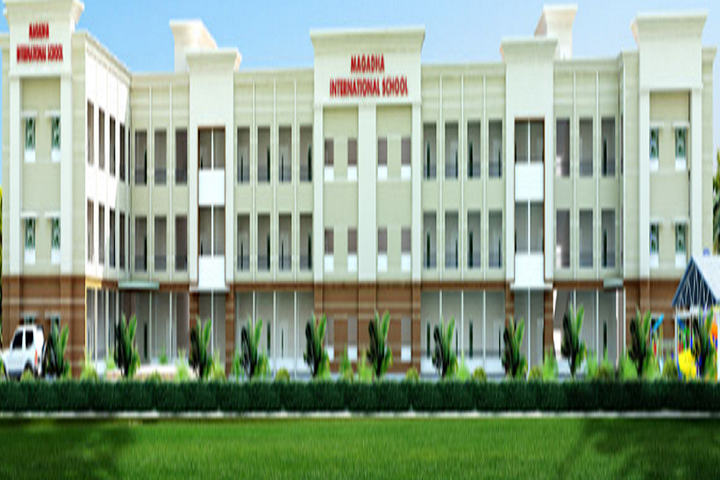 Magadham International School-Campus View