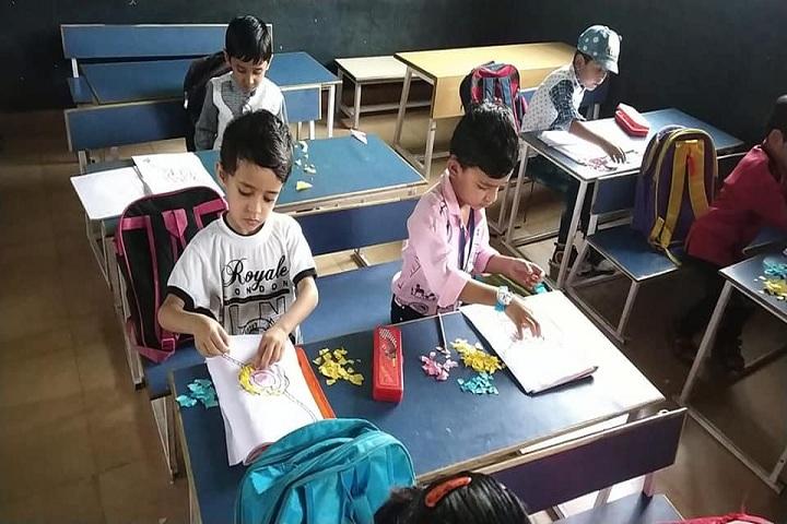 Magadham International School-Classroom