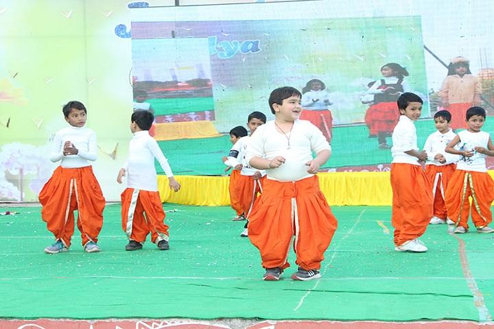 Magadham International School-Annual Function
