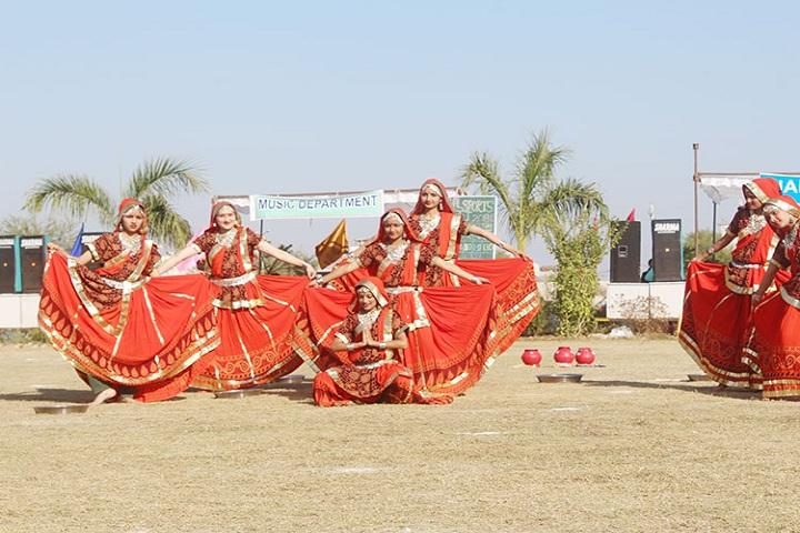 Magadham International School-Cultural Programme
