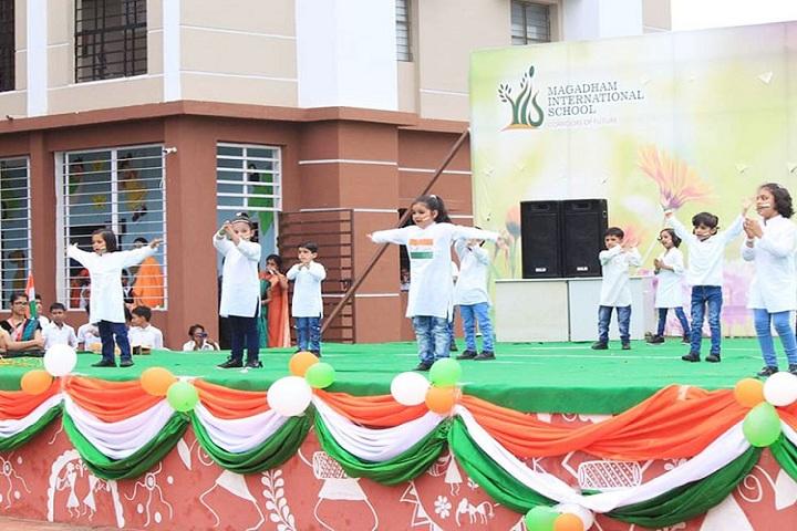 Magadham International School-Republic Day