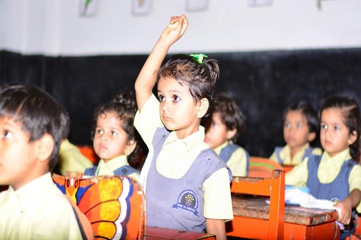 Mahar Regiment Public School -Kids Classroom