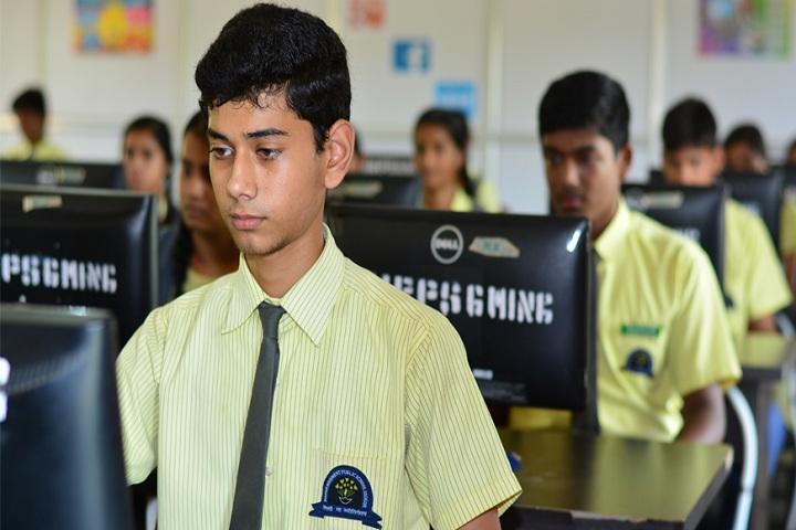 Mahar Regiment Public School- Computer Lab